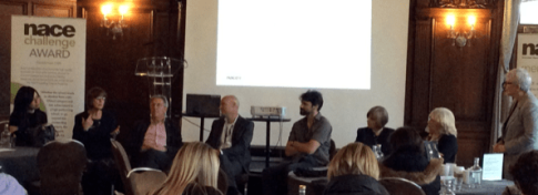 NACE More Able in English Conference Expert Panel, York 2018