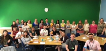 Creating a Culture of Reading project with The White Horse Federation, 2018
