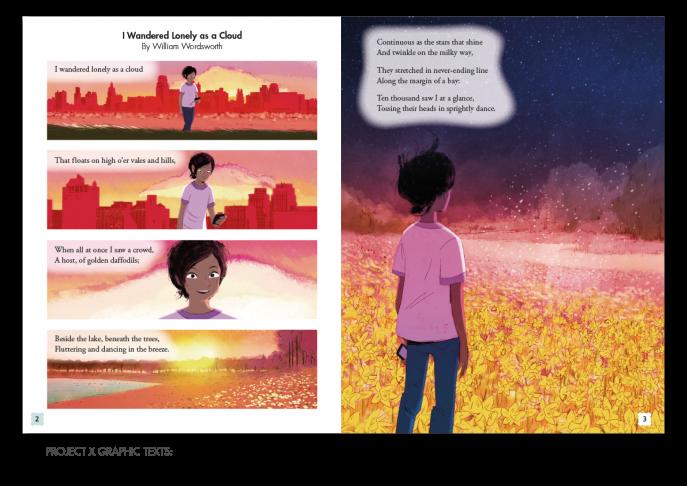 How Comics Boost Reading Comprehension